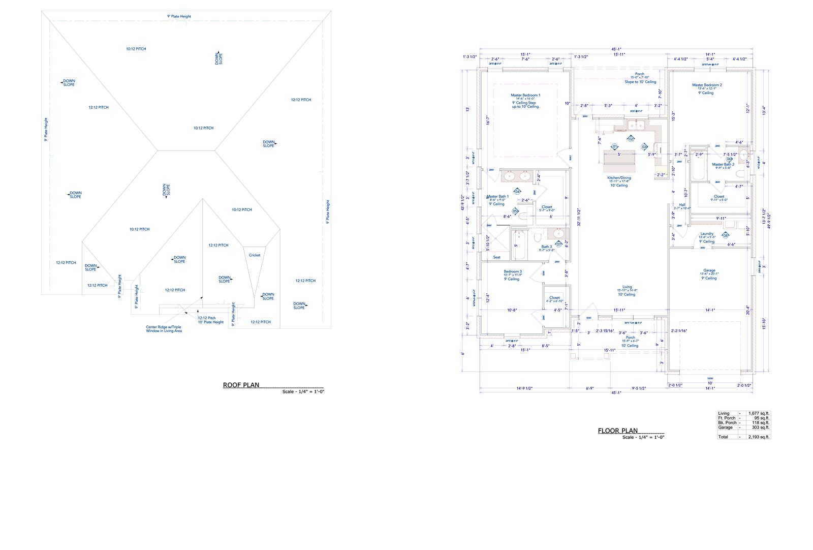 Freedom Floor Plans