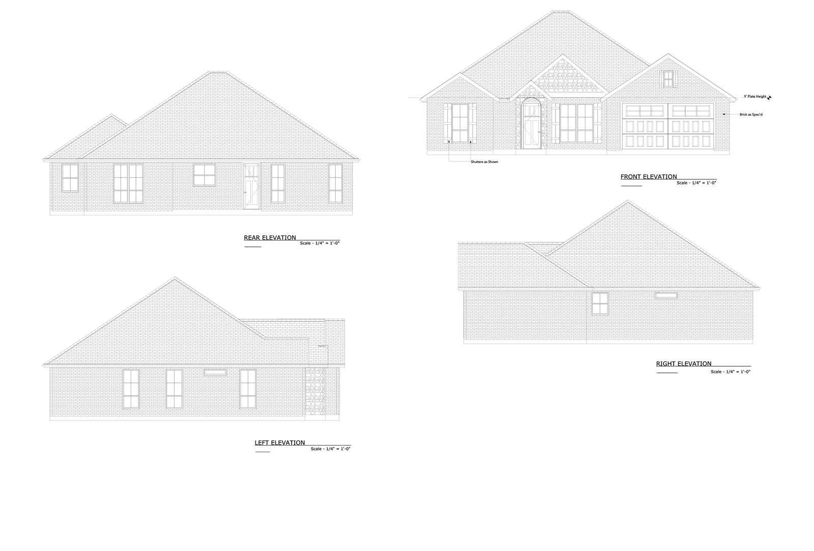 Victory Elevations